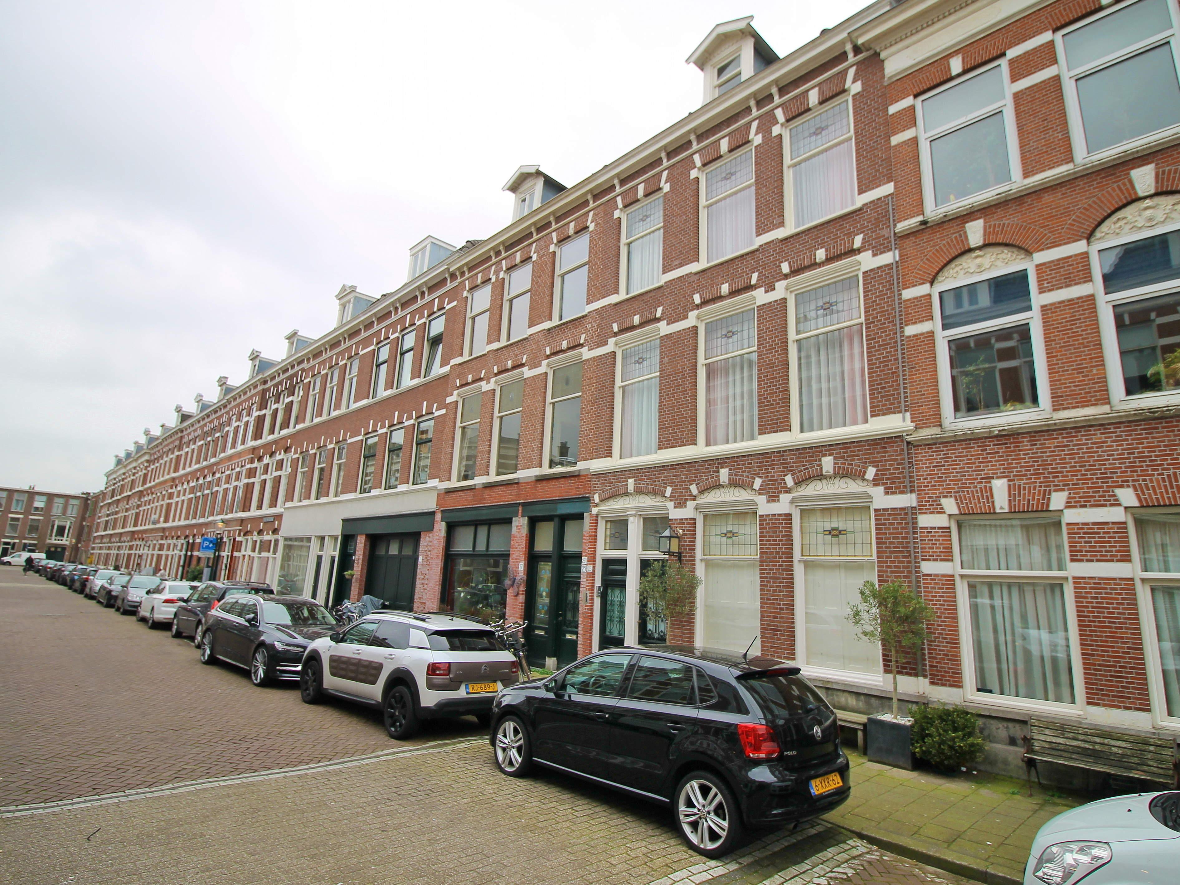 Rijklof van Goensstraat